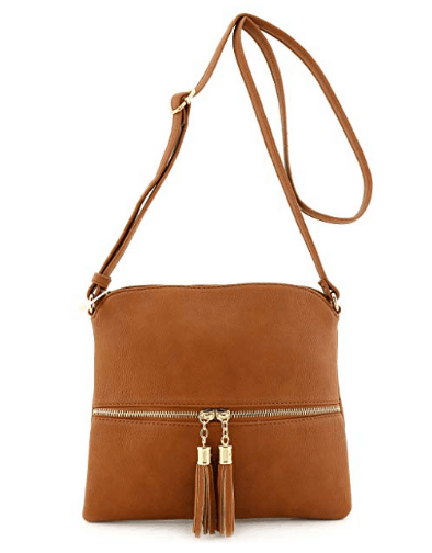gifts for grandmother: lightweight crossbody bag