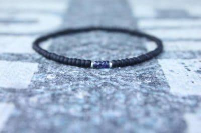 5th anniversary sapphire bracelet gift idea for him