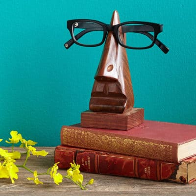 eye glasses holder christmas gift idea for grandparents