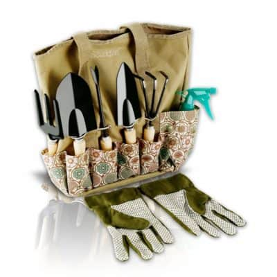 garden tools set gift idea for gardeners