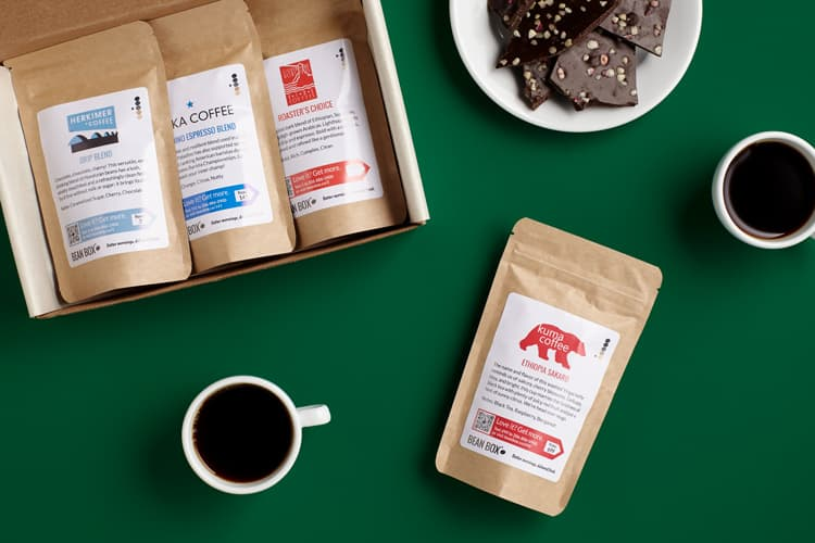 Christmas Gifts for Coworkers - coffee subscription box