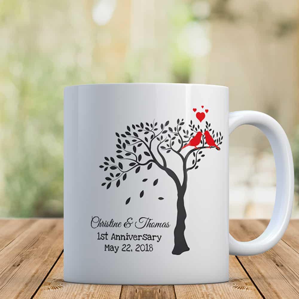 30 year anniversary gift-Custom Mug