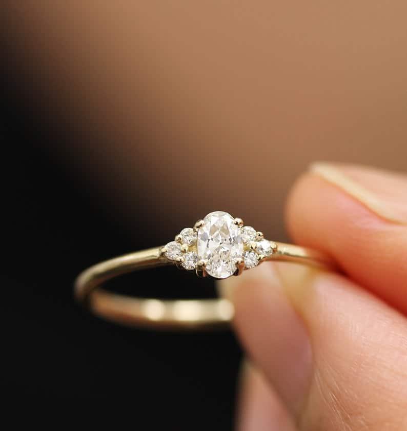 30th anniversary gift-diamond ring