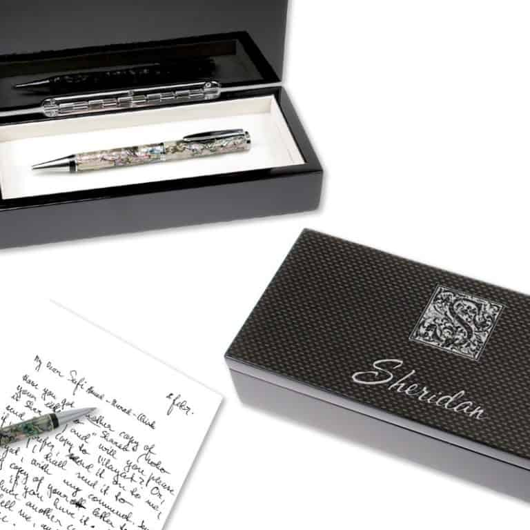traditional 30th anniversary gift - luxury pen