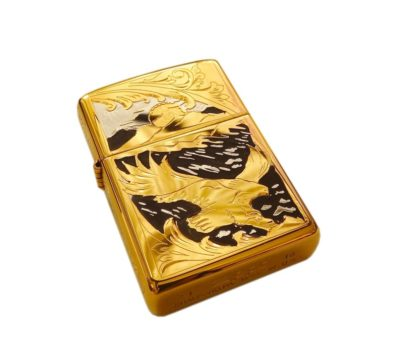 gold lighter - 50th anniversary gift for him