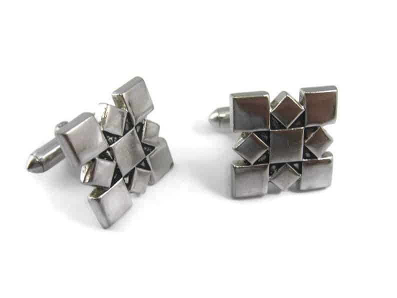 60th anniversary gift ideas - Cufflinks