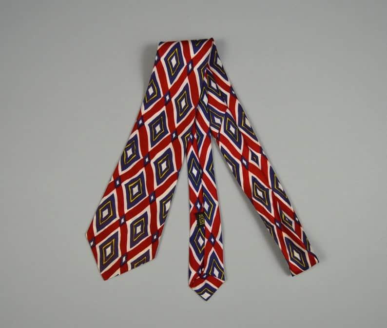 60th anniversary gift - necktie