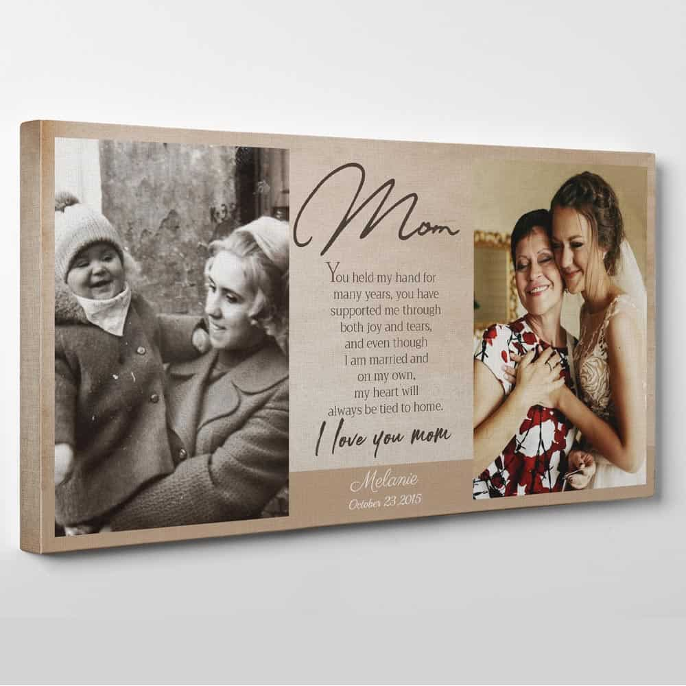 CUSTOM MESSAGE #23 Wedding Handkerchief For Mother and Father Wedding Gift For Parents Gift Set Personalised Gift Thank you Gift