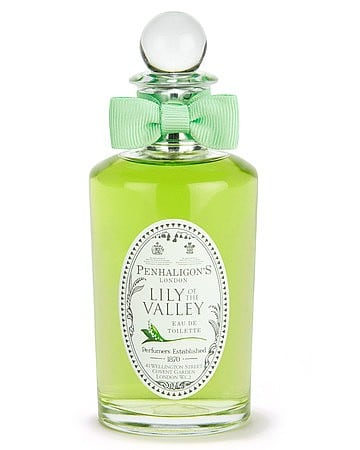 LILY OF THE VALLEY Eau De Toilette for 2 year anniversary