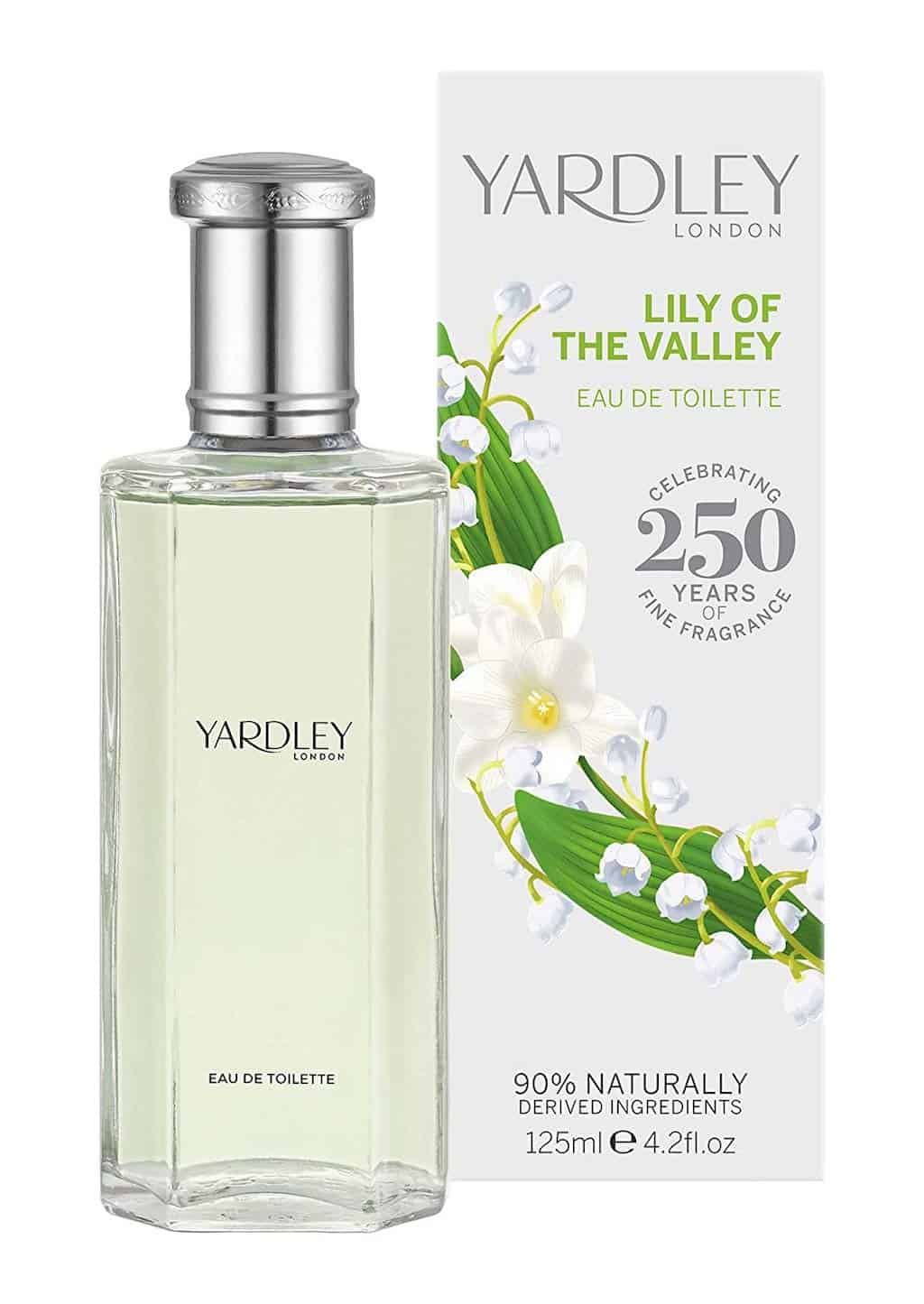 Lily of The Valley by Yardley of London for Women - Cotton Gifts For Her