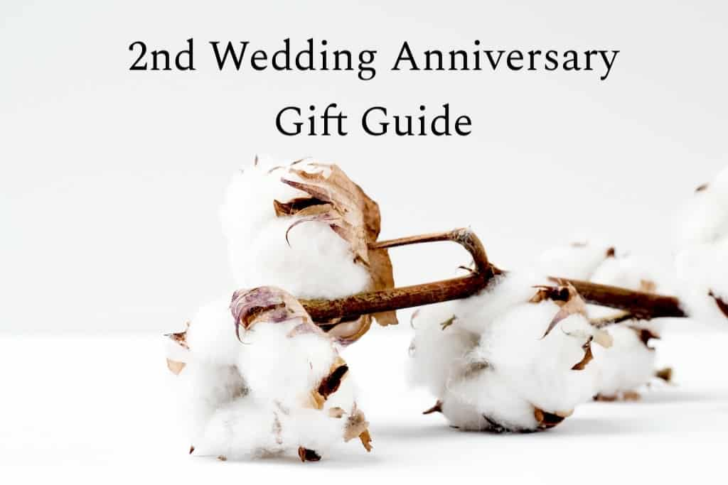 2nd Anniversary Gifts: 55+ Creative Ideas for Him & Her