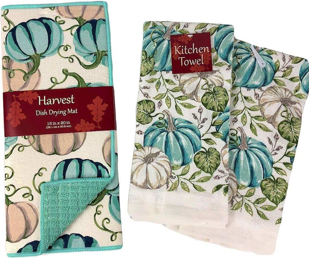 cotton kitchen towels for 2 year wedding anniversary