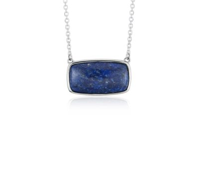 9th anniversary gifts for her: lapis lazuli necklace