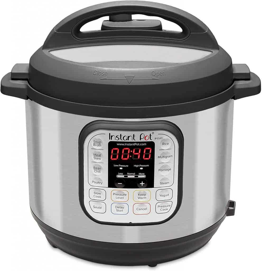 kitchen gift ideas: multicooker instant pot duo