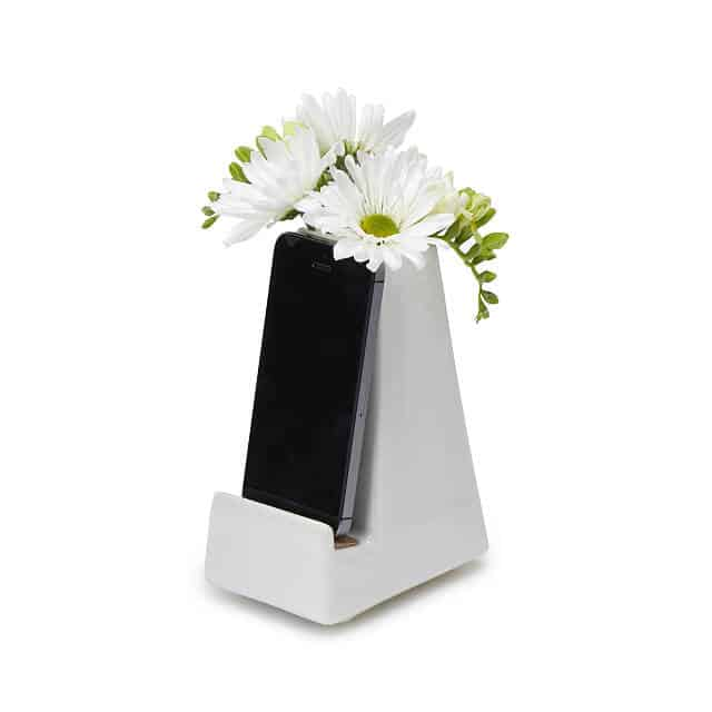 Bedside Smartphone Vase For Women