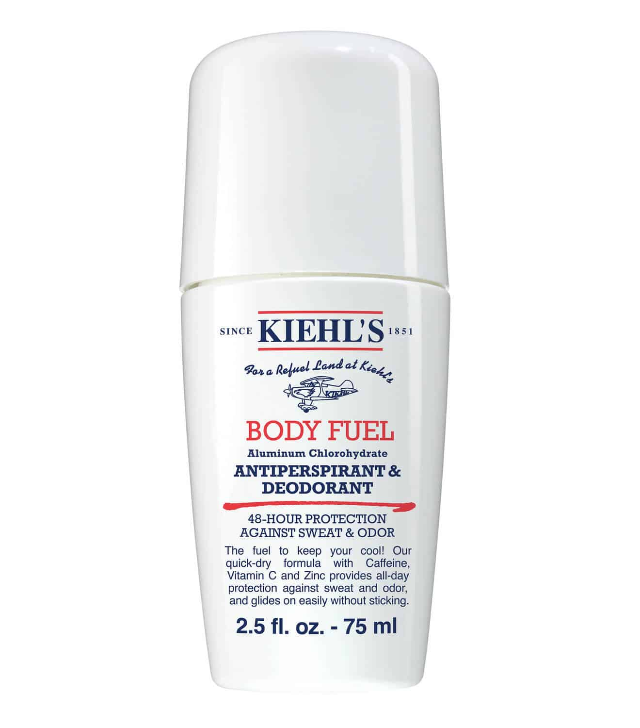 Body Fuel Deodorant & Antiperspirant from Kiehl's