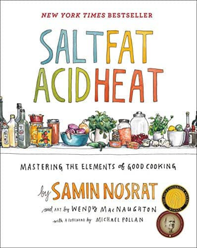Salt Fat Acid Heat Cooking Book