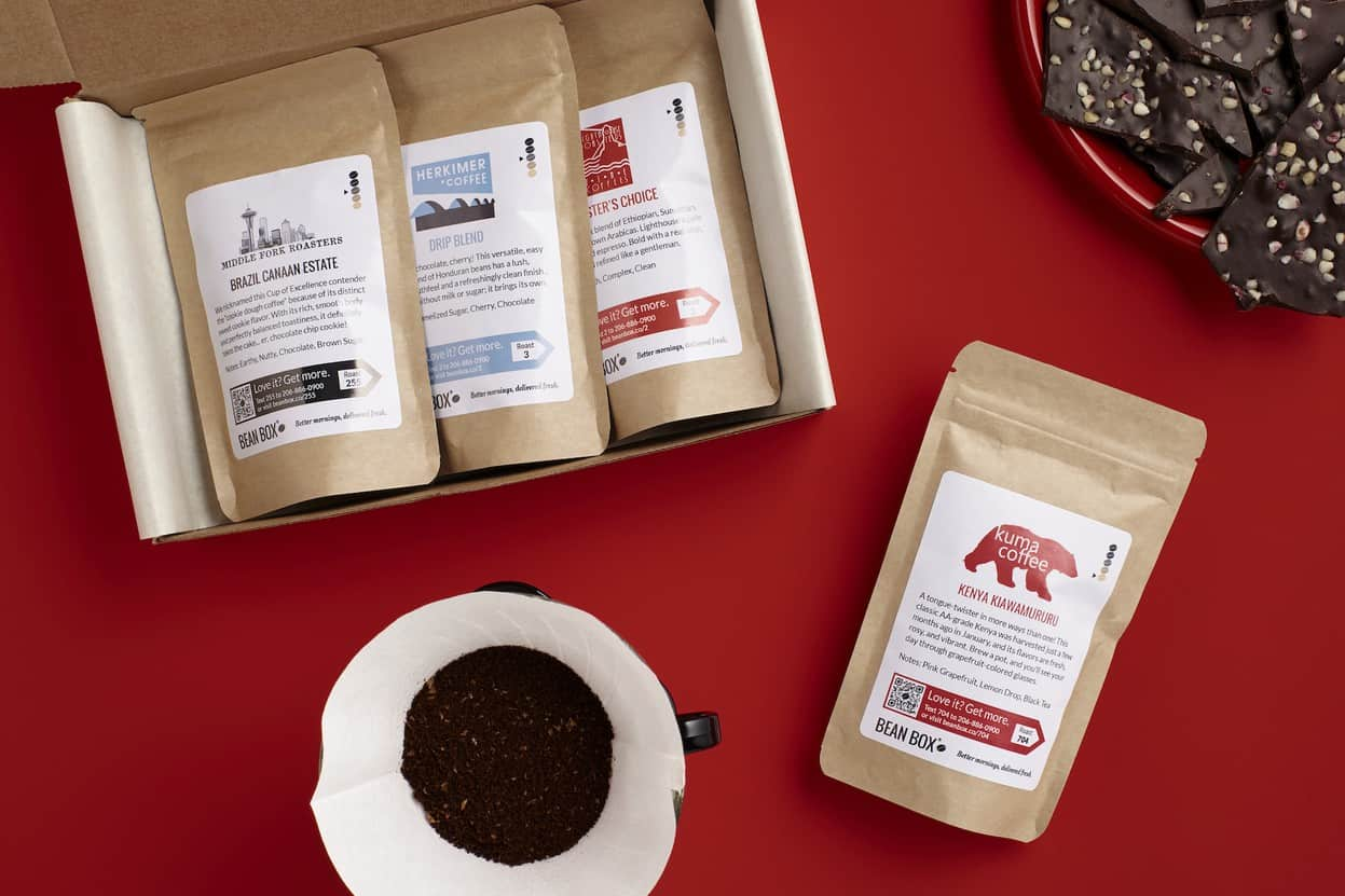 coffee sampler subscription
