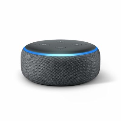 7 year wedding anniversary gift: echo dot - 3rd gen