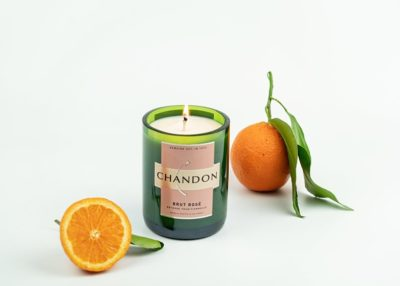 gift for her: handmade soy candle