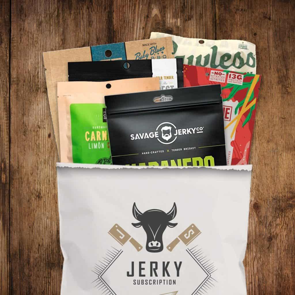 jerky subscription