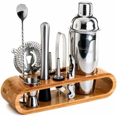 what to get a guy for valentine's day - Perfect Home Bartending Kit