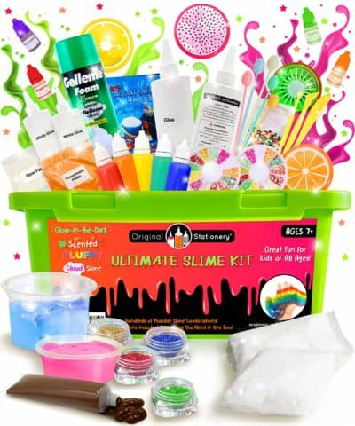 ultimate slime kit - gift idea for children
