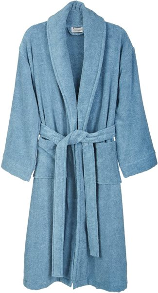 mothers day gift idea for mom: cotton bath robe