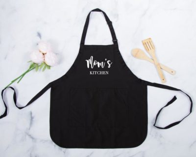 first mothers day gifts: Personalized apron