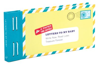 first mothers day gifts: letters for my baby envelopes