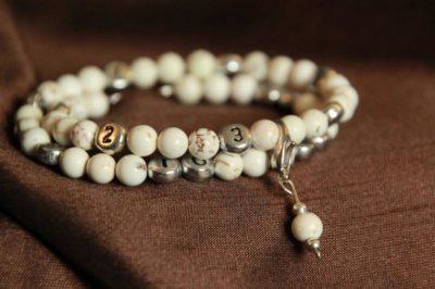 1st time mom gifts: nursing bracelet