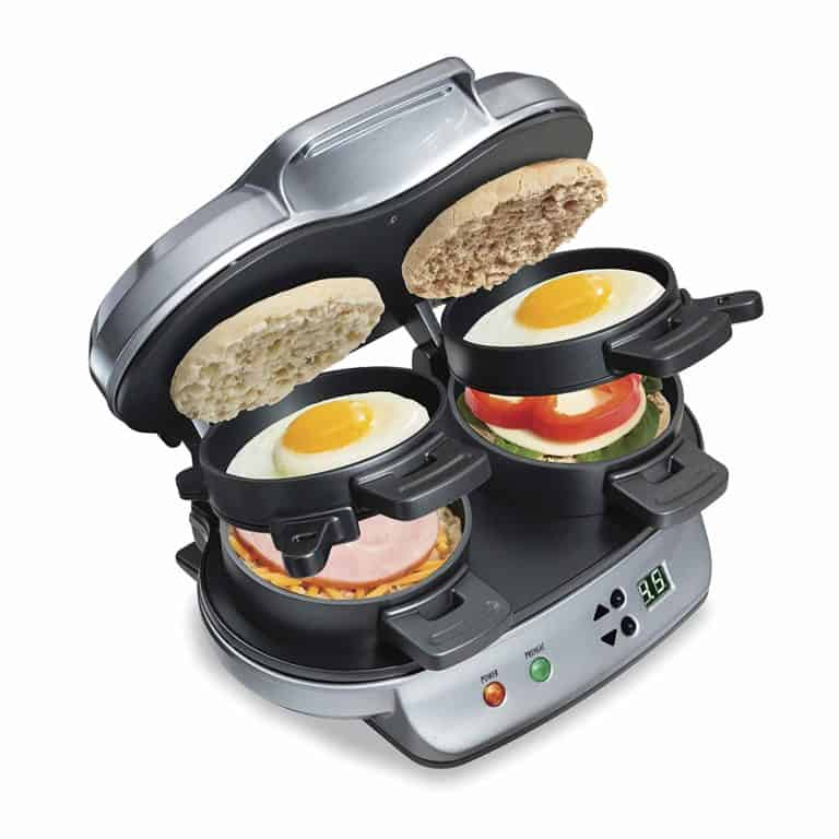 best first mother's day gifts: sandwich maker with timer