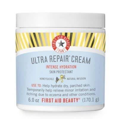 mother to be mothers day gifts: ultra repair cream