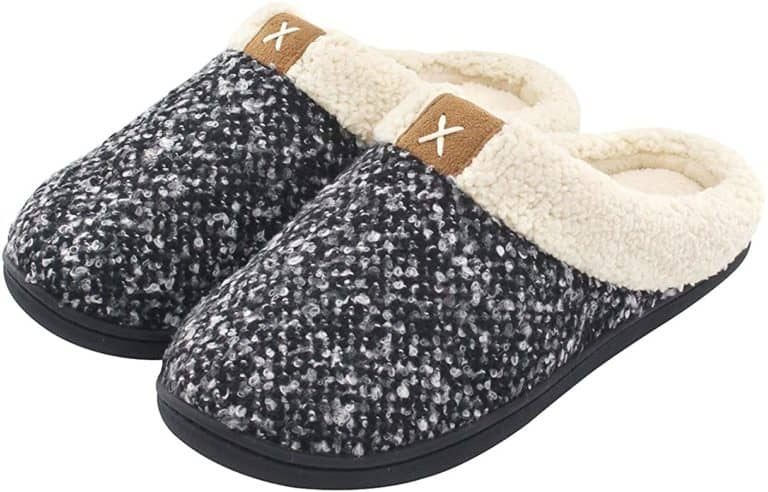 mother day gifts for mom: memory foam slippers