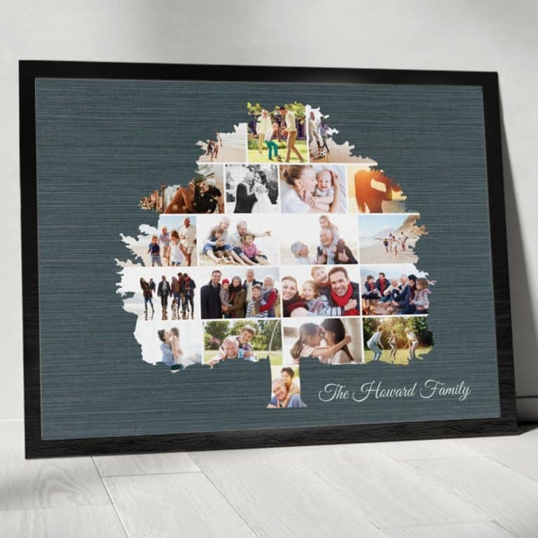 family members - custom canvas