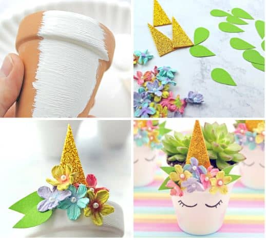 cool gifts for grandma - flower pot