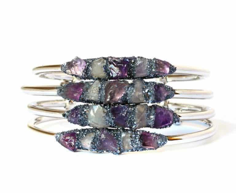 gift ideas for great grandma - rose bracelet