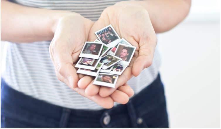 diy gifts for grandmas - magnets