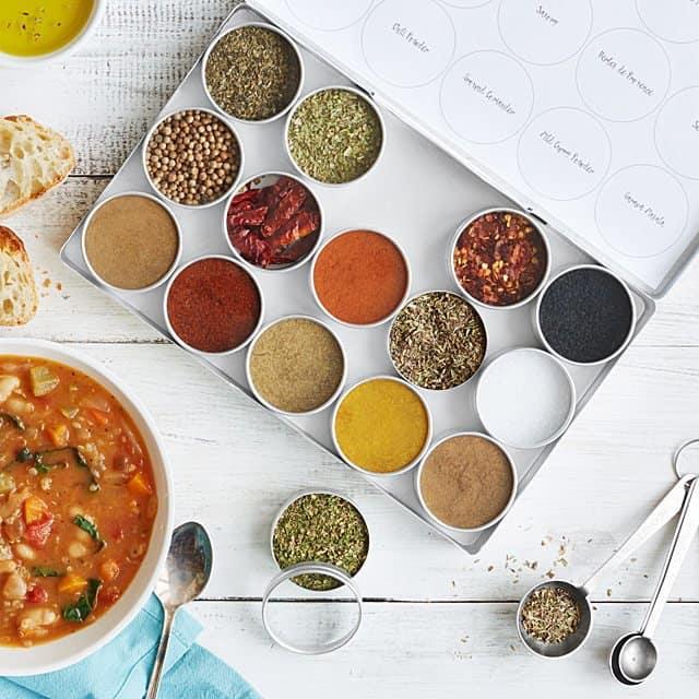 practical gifts for grandma - global chili stew kit