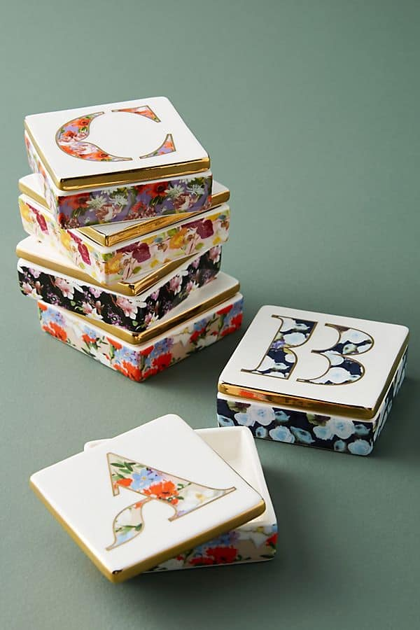 jewelry box - mother's day gift ideas for wife