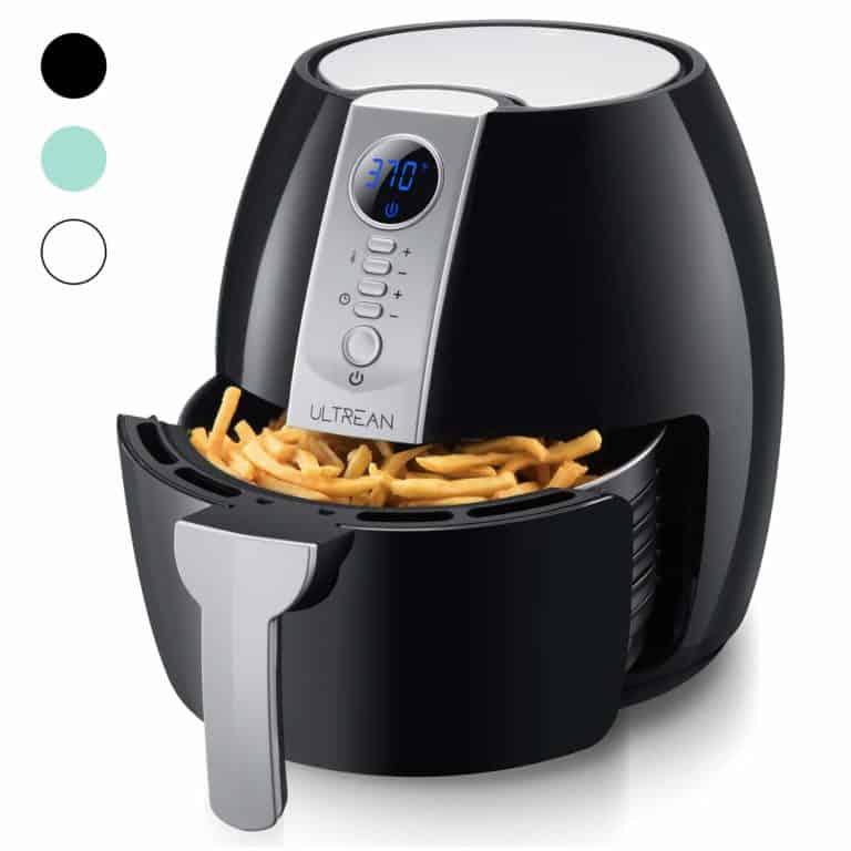 kitchen gadgets - air fryer