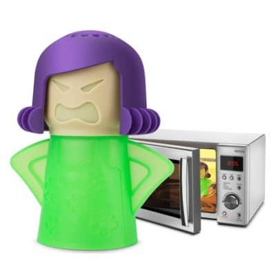 Angry Mama Microwave Cleaner For Mom