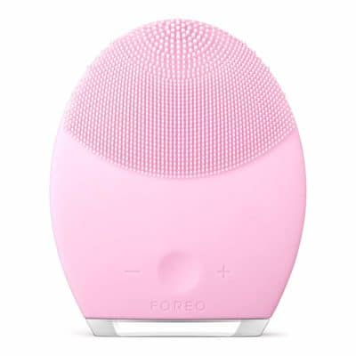 FOREO LUNA 2 Facial Cleansing Brush - Beauty Tech Gift For Mom on Mother's Day
