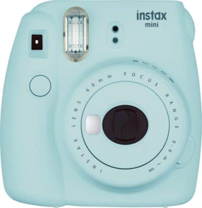 Fujifilm - instax mini 9 Instant Film Camera - Photography Gifts For Moms