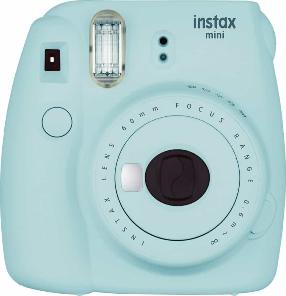Fujifilm - instax mini 9 Instant Film Camera - Photography Gifts For Women