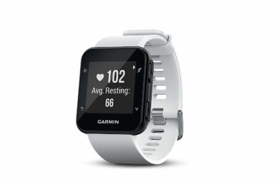 fitness tech gifts for moms - Garmin Forerunner fitness tracker