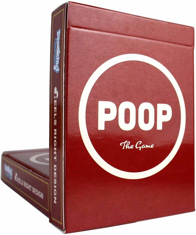 breaking game poop