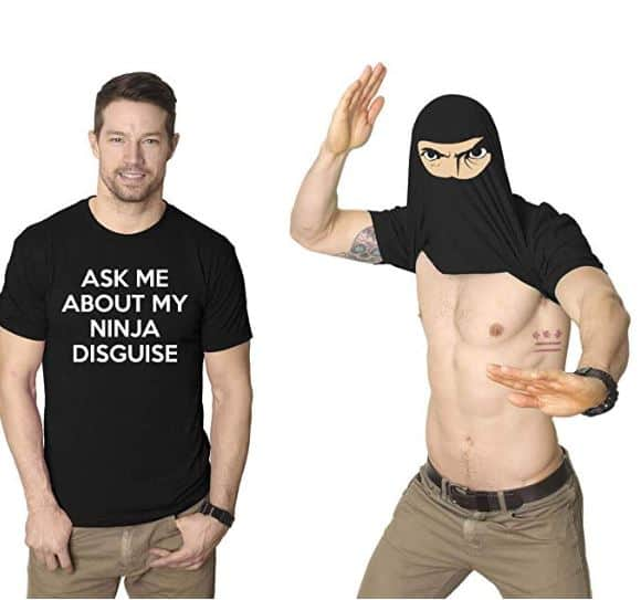flit tshirt for men - funny boyfriend gift