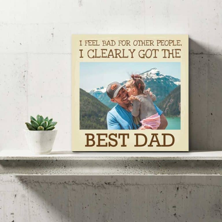 personalized photo canvas - funny photo gifts