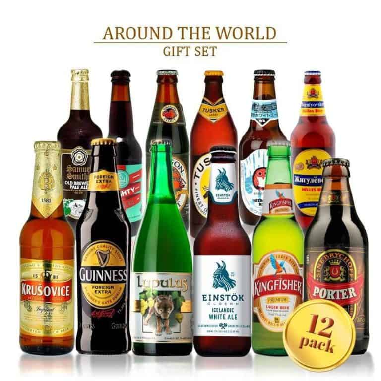 beers around the world gift